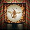 Common Rebels Elegant Bee Night Light