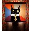 Common Rebels Boss Cat Night Light
