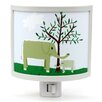 Common Rebels Mama Elephant with Baby Night Light