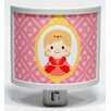 Common Rebels Princess Amethyst Night Light
