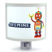 Common Rebels Copper Bot Personalized Night Light