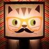 Common Rebels Glasses Cat Night Light