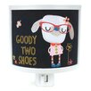 Common Rebels Goody 2-Shoe Night Light