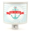 Common Rebels Anchor Me with Love and Hope Night Light