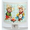Common Rebels Campfire Cuties Night Light