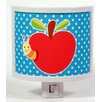 Common Rebels Apple House Night Light