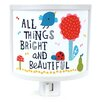 Common Rebels Bright and Beautiful Night Light