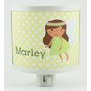 Common Rebels Green Fairy Personalized Night Light
