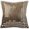 Chauran Empire Luxury Silk Throw Pillow
