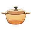 Visions 1.5L Stock Pot with Lid