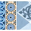MADEMOISELLE TISS Kopfteil Mosaiques