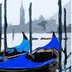 MADEMOISELLE TISS Kopfteil Gondoles Venise Bleue