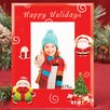 Fashion Craft Happy Holiday Picture Frame