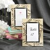 Fashion Craft Two Tone Prom Picture Frame