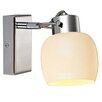 LightPrestige Malabo 1 Light Wall Light