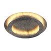 LEDlam 1 Light Semi Flush Ceiling Light