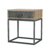 ASTA Home Furnishing Simplicity 1 Drawer Nightstand