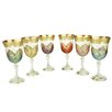 Classic Touch Iced Beverage Glass (Set of 6)
