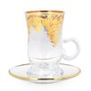 Classic Touch 7 Oz. Tea Cup (Set of 6)