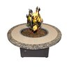 The Outdoor Plus Fire Gas Pit Table