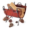 Pilgrim Hearth Folding Log Carrier