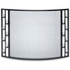 Pilgrim Hearth Tea Light 1 Panel Steel Fireplace Screen