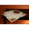 Wimpole Street Creations Fine Linen Fall Harvest Vine Square Table Topper