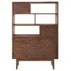"Edgemod APIS 56"" Standard Bookcase"