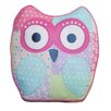 Cozy Line Home Fashion Cute Owl Decorative Cotton Pillow