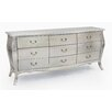 Charlesworthy Felicie 9 Drawer Chest of Drawers