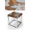 Charlesworthy Annatto Cusse End Table