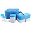 Cookinex 9-Piece Lunch Box Set