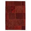 Obsession Spa Red Area Rug