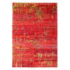 Obsession Maharani Handmade Red Area Rug