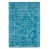 Obsession Brunhilda Handmade Blue Area Rug