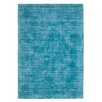 Obsession Handgefertigter Teppich Rajaa in Blau