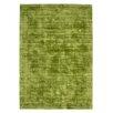 Obsession Handgefertigter Teppich Shiraa in Grün