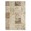Obsession Handgefertigter Teppich Atlas in Beige