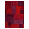 Obsession Constantin Red Area Rug