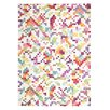 Obsession Spiritual Hand-Woven Multicoloured Area Rug