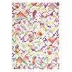 Obsession Spiritual Hand-Woven Multicoloured Area Rug