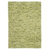 Obsession Handgefertigter Teppich Tanah in Apfelgrün