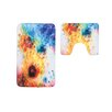 Obsession Glow 2 Piece Bath Mat Set