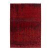Obsession Juniper Red Area Rug
