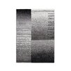 Obsession Coral Anthracite Area Rug