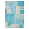 Obsession Constantin Turquoise Area Rug