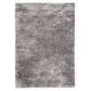 Obsession Dolphin Hand-tufted Silver Area Rug