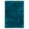 Obsession Handgetufteter Teppich Dolphin in Blau