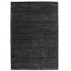 Obsession Temptation Handmade Anthracite Area Rug