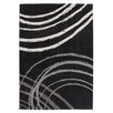 Obsession Cuba Anthracite Area Rug